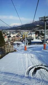 石打丸山スキー場オープンしました!